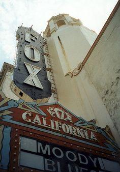 Fox Theater  Stockton, CA