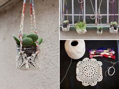 Top 24 Fascinating Hanging Decorations That Will Light Up Your Living Space | Check out more fun DIY projects/hacks/recipes here http://gwyl.io/
