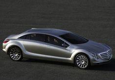 Mercedes-Benz F 700 concept car (2007)