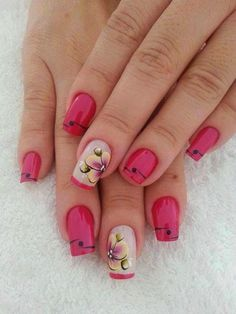 Modern ideas of nails for modern girls because it is also the part of fashion…