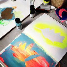#studioshot #sketchbook #jennypennywood