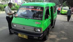 Tekan Angka Kecelakaan, Tim Gabungan Razia Angkot Bodong www.heibogor.com