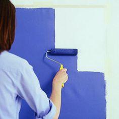 Weekend project: Paint a floor canvas | Steps 1 - 3 | Sunset.com
