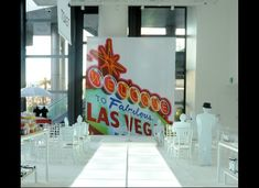 Popup Chapel at the Cosmopolitan is perfect for a vow renewal