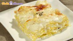 it/Lasagnette-alla-ricotta.html Veg Lasagne, Lasagna, Ricotta, Gnocchi, Salty Foods, Pasta Recipes, Nom Nom, Yummy Food, Favorite Recipes
