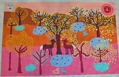 Birds of a Feather needlepoint canvas