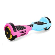 HOVSTR i1 Pink/Aqua/Gold Self Balance Scooter, Hoverboard, Self Balance Wheel, Self Balance Board, Hover