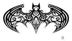 Batman symbol design