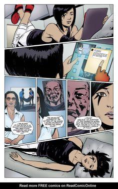Mirror's Edge: Exordium Issue #2 - Read Mirror's Edge: Exordium Issue #2 comic online in high quality