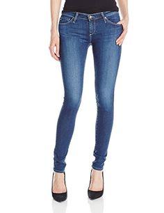 "AG Adriano Goldschmied Women's ""Legging Super Skinny Jean"" (Wash: Tide Pool) - REV1288-450"