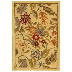 Chelsea Ivory 1 ft. 8 in. x 2 ft. 6 in. Area Rug