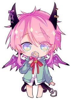 """ゆま on Twitter: """"らむだちゃん😘🍬🍭… """" Cute Anime Chibi, Kawaii Chibi, Kawaii Art, Kawaii Anime, Battle Rap, Manga, Chibi Characters, Animes Wallpapers, Yandere"""