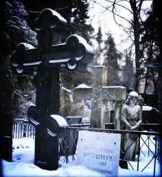 Novodyevichy Cemetery