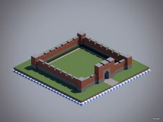 MCNoodlor: Manor Walls