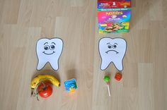 Preschool dental health unit activities - part 2