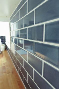Ceramic subway tile for kitchen backsplash or bathroom for Nautical kitchen backsplash