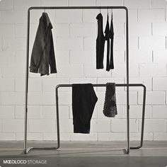 surya graf | hangman clothing rack