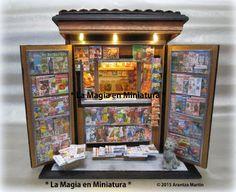 * La Magia en Miniatura * : Kiosco prensa y golosinas