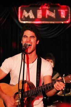 Darren Criss ❤️ at The Mint LA