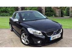 2013  -  73,360   Used or Nearly New Volvo C30 R-Design Black KW13VAV for sale in Chester Cheshire - Trusted Dealers