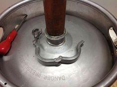 Build a Keg Still for Whiskey (Pot Still Design) : 12 Steps - Instructables Bourbon Liquor, Bourbon Drinks, Homemade Alcohol, Homemade Liquor, Reflux Still, Alcohol Still, Column Still, Whiskey Still, Hard Apple Cider