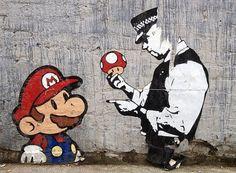 Super Mario (by Herschell Hershey)