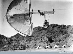 'Photographic automatic kite'
