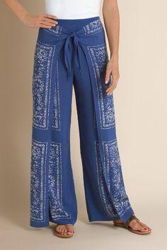 Fashion week How to rimba wear bali pants for girls