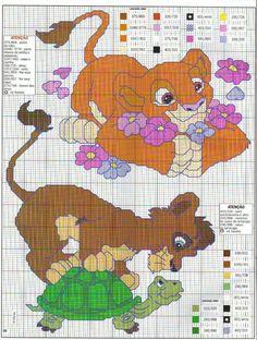 Lion King II - Kiara Kovu