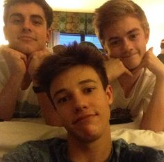 Cam, Jack, and Jack