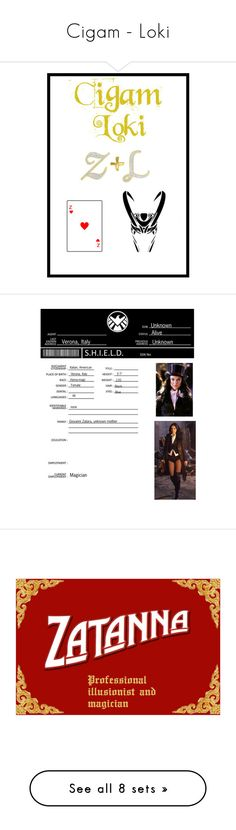 """Cigam - Loki"" by theglittergamer on Polyvore featuring art, Marc Jacobs, Forever New, Eos, Doublju, kangol, Paige Denim, Apt. 9, Dolce&Gabbana and Johnston & Murphy"