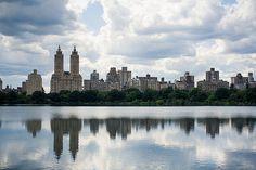 Central Park Reflection |explore|