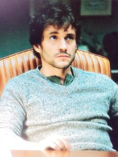 Will Graham - puppy face <3