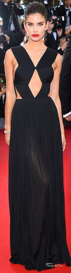 #Sara #Sampaio in Vionnet ♔ Cannes Film Festival 2015 Red Carpet ♔ Très Haute Diva ♔