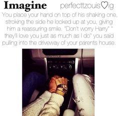 Harry Styles Imagine <3 #Feels One Direction