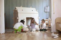 Spielhaus für Kinder: X-hus und XS-hus von Studio 17 (Alter 1+) : Accessoires und Dekoration von afilii - gute Gestaltung für Kinder