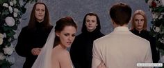 Wedding Nightmare - Breaking Dawn Part 1