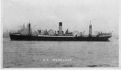 SS Menelaus from Clydemaritime website