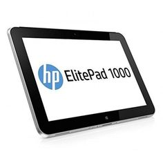 HP Elitepad 1000 G2 Intel Atom T-Z3795 1.6GHz 4GB 128GB SSD 3G HSPA+ WebCam 10.1 Windows 8.1 Pro J6T92AW#ABA