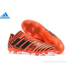 buy online 71d48 3a858 adidas Nemeziz Messi 17.1 FG BB6079 MENS Solar OrangeCore BlackSolar Red  SALE