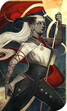 The Sun Always Rises (Dragon Age Inquisition   Inquisitor Asala Adaar   Mage   The Sun) by katorius.deviantart.com on @DeviantArt