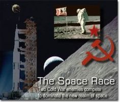 You want to know more about the Space Race. Most third-party histories are pretty dry stuff and a lot of NASA documents are obviously written...
