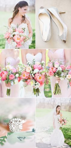 Pink Peony Wedding at The Rockleigh – Style Me Pretty