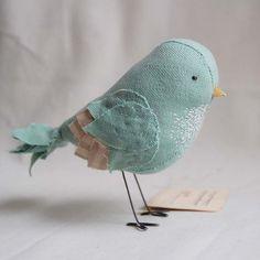 Birdie Tutorial - so cute!