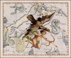 Zodiac constellation Astrology print Stars от AstrologyZodiac
