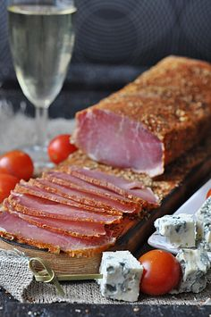 Meat Sandwich, Polish Recipes, Polish Food, Meat And Cheese, Smoking Meat, Food 52, Food Photo, Carne, Tapas
