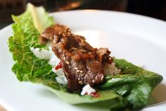 I'm still new to this whole Korean barbecue world, but my first foray into the cuisine amazed me. It was kalbi (or galbi), and it has you take thinly sliced short ribs (one of the toughest, fattiest cuts on the...
