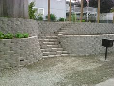 retaining wall, functional and beautiful