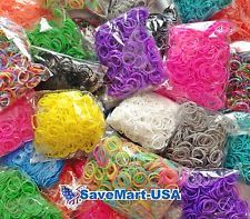 3600 Kaleido-loom Rubber band bracelet kits