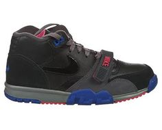 "2011 Nike Air Trainer 1 ""Black/Pink/ Blue (WOMENS)"""
